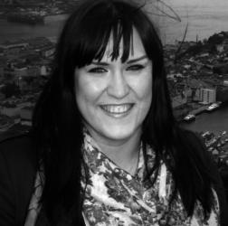 Bilde av Marion Bjørgan, kursleder i Bergen.