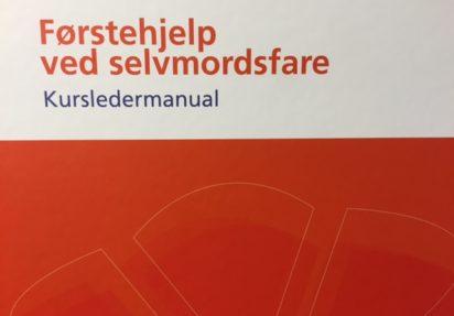 Søk nå på kurslederkurs for Førstehjelp ved selvmordsfare